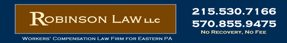 Robinson Law – Workers' Compensation Attorney PA